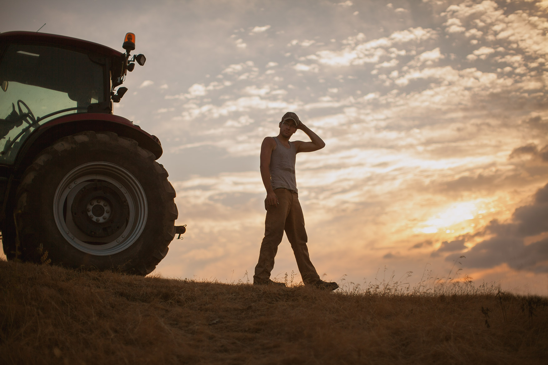 farmer_sunset
