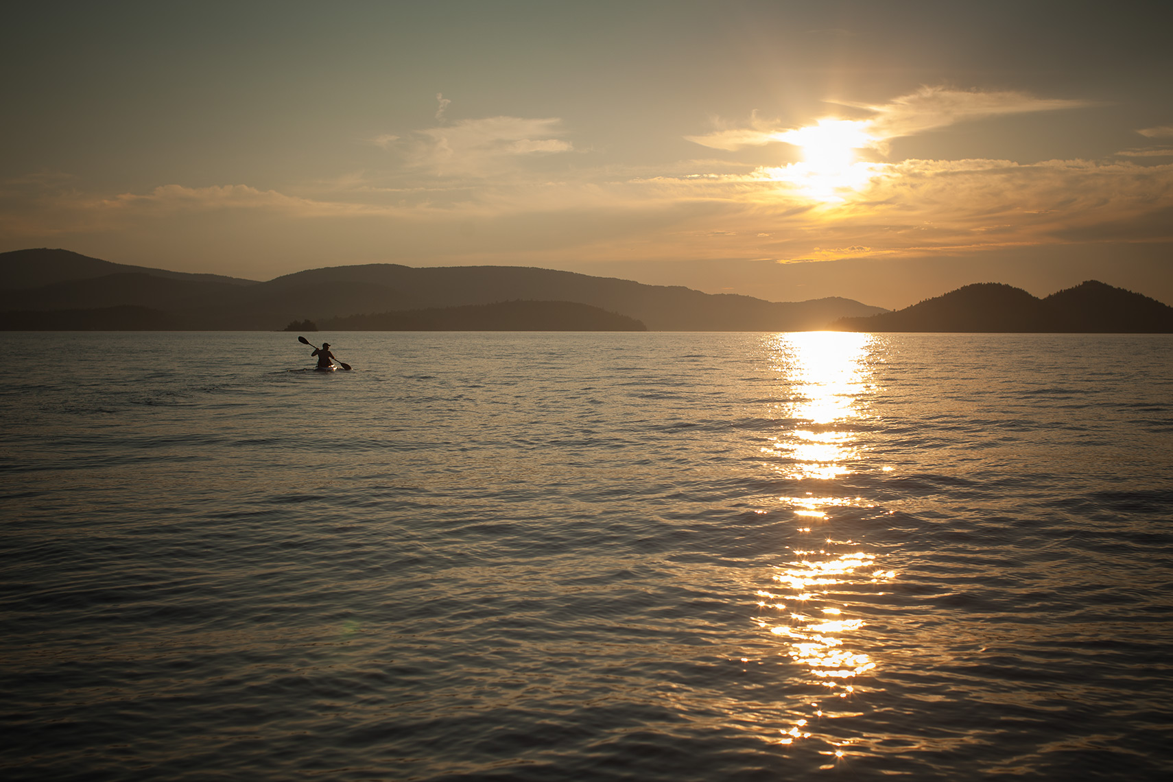 kayak_sunset